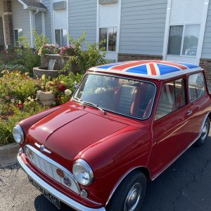 OUTSIDE MINI 2020 OCT
